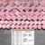 Natural Round Pink Rose Quartz Stone Healing Energy Gemstone Loose Bead Bracelet