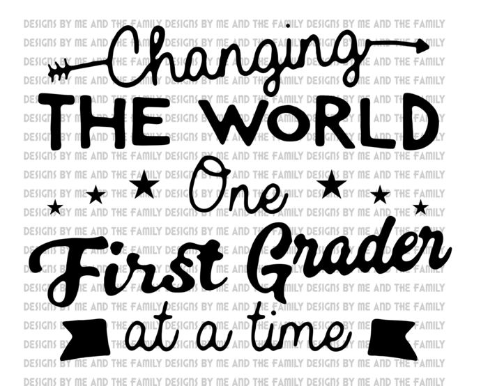 Changing the world one first grader at a time, Elementary teacher, Summer