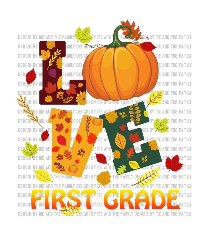 Love First Grade, happy Fall y'all, teacher, Summer School, Back to school, ask