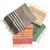 Fethiye: Ultra Soft Striped Eco Turkish Towel - Pink