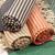 Fethiye: Ultra Soft Striped Eco Turkish Towel - Navy Blue