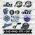 Utah Jazz svg, NBA svg, NBA logo, Sports svg, basketball svg, basketball team