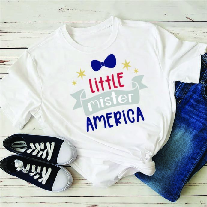 Little Mister America 4th Of July svg, Happy 4th Of July svg, Independence day