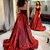 New Arrival Spaghetti Straps Prom Dresses,Long Prom Dresses,Cheap Prom Dresses,