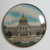 Harry G Wessel Watch Crystal Button Pennsylvania State Capitol