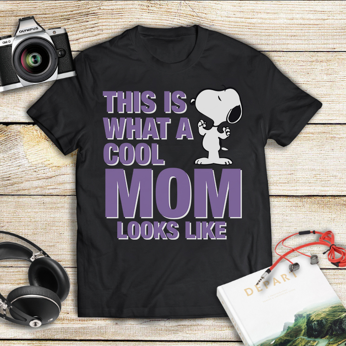 This is what a cool mom looks like,mom svg, mom shirt, mom gift, family svg ,