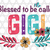 Blessed to be called gigi, gigi gift, gift for gigi, gigi birthday, gigi life,
