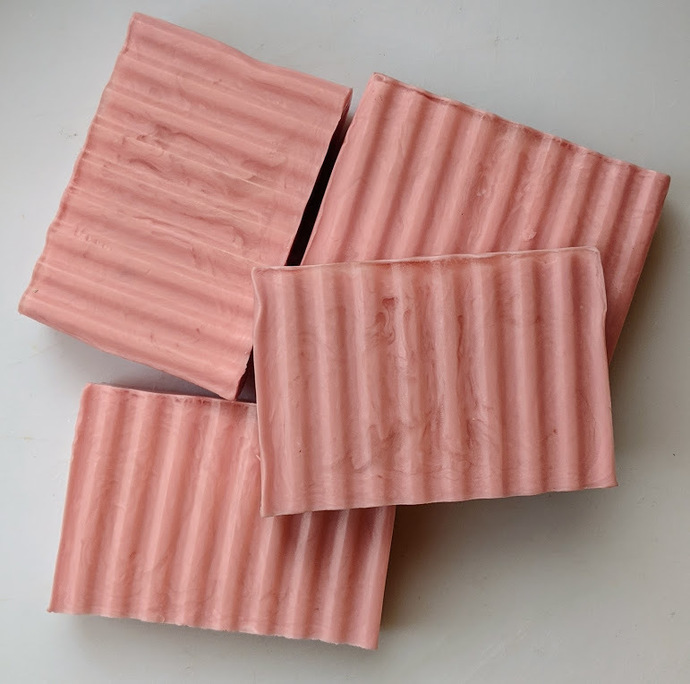 Pink Berry Mimosa Soap