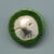 1940s Emanuel  Dethier Ceramic Button #5