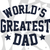 World's greatest dad, dad svg, dad gift, dad lover, dad lover gift, family svg,