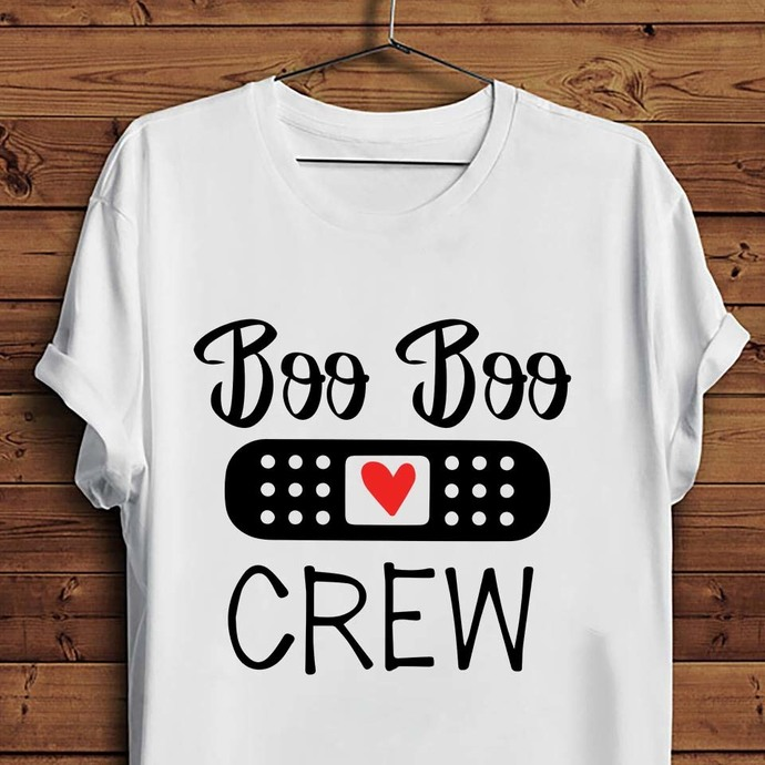 Boo boo crew, fathers day svg, fathers day svg, fathers day gift, gift for papa,
