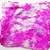 Hand Acid Dyed Silk Hankies - Mawata – approximately 10 grams 100% Silk  SHM9