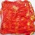 Hand Acid Dyed Silk Hankies - Mawata – approximately 10 grams 100% Silk  SHM11