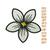 flower embroidery design,jasmine flower embroidery machine,fleur jasmine