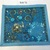 "TEAL 9"" X 8"" Boho Gypsy Journal Cover Kit Art Journal Cover (T2)"
