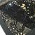 "GRAY BLACK 9"" X 8"" Boho Gypsy Journal Cover Kit Art Journal Cover (GB13)"