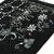 """BLACK 9"""" X 8"""" Boho Gypsy Journal Cover Kit Art Journal Cover (BK12)"""