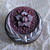 Small Bright Cut Pewter Antique Button #1