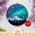 Northern Lights | Digital Download | Round Cross Stitch Pattern |