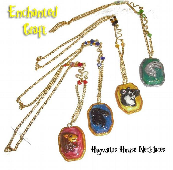Ravenclaw House Pendant celebrate Hogwarts