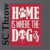Home is Where The Dog is, SC, Throw Size, Includes Graph, color coded written