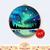 Aurora Forest | Digital Download | Round Cross Stitch Pattern |
