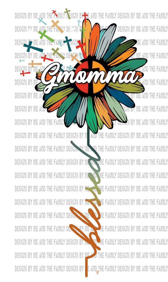 Blessed Gmamma, Sunflower, Faith Sunflower, Jesus Sunflower, Way Maker, a lot