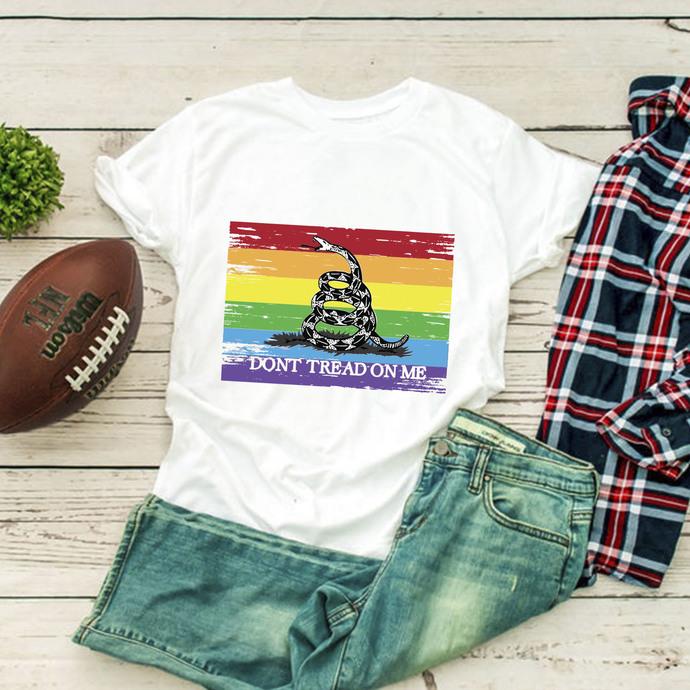 Don't Tread On Me Svg, Sneak Svg, Lgbt, Lgbt month svg, I am gay svg, Lgbt pride