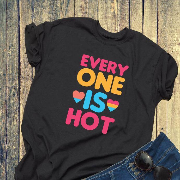 Everyone Is Hot Svg, Lgbt, Lgbt month svg, I am gay svg, Lgbt pride svg, lgbt