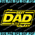 The Best Dad in the Galaxy SVG, Fathers Day SVG, Best Dad Svg, Adult Humor Svg,