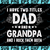 I Have Two Titles Dad And Grandpa And I Rock Them Both Funny Father's day SVG