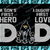Jacksonville Jaguars DAD a Son's First Hero Daughter's First Love svg, Father's
