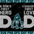 Philadelphia Eagles DAD a Son's First Hero Daughter's First Love svg, Father's