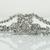 Diamond Earrings Floral 18K Gold Dangle 3.10 TDW