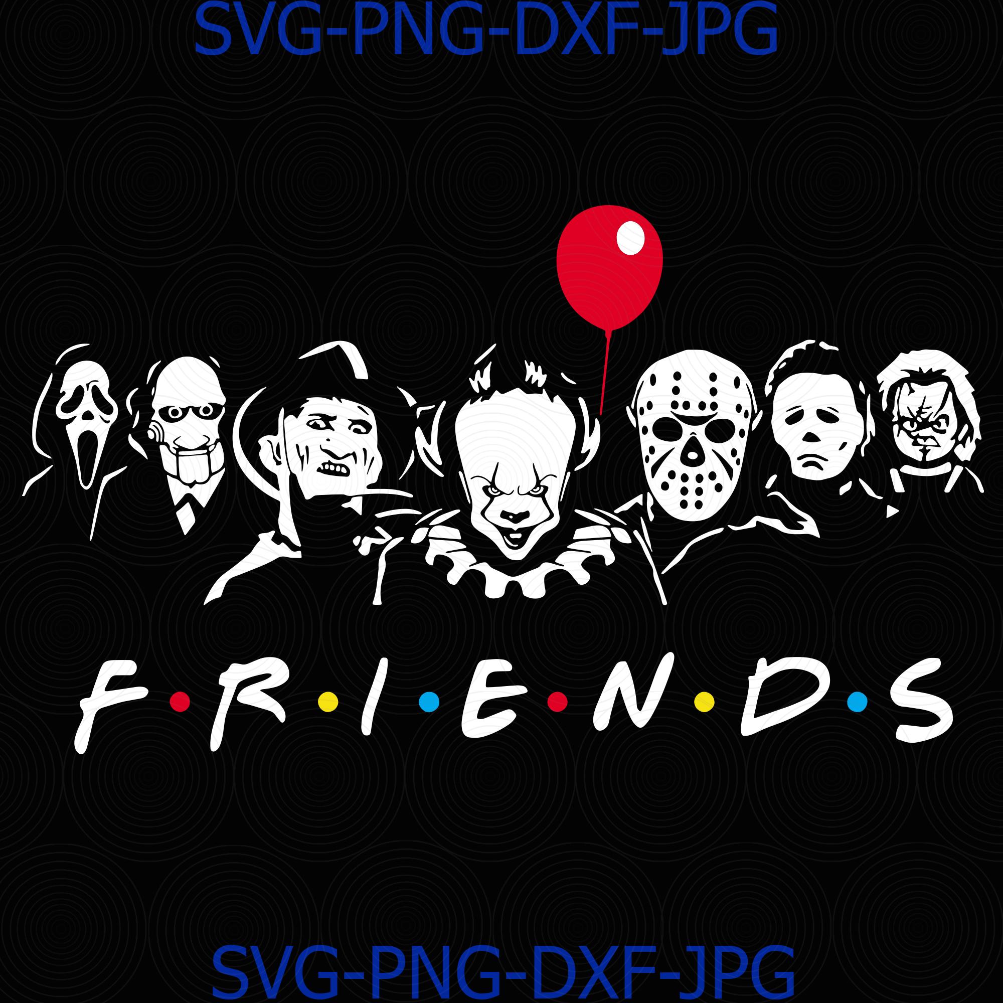 Scary Friend