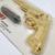BIOHAZARD 3 Last Escape Promo Gold Magnum + Silver Bullet Metal Set - Hong Kong