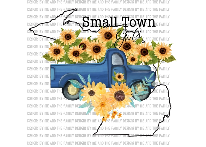 Michigan, Small town girl, vintage truck, Sunflowers, Peace love sunflowers,