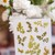 Appree Press Leaf Stickers - Adiantum, see-through backing PET stickers