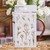 Appree Press Leaf Stickers - Sweet Alyssum, see-through backing PET stickers