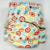 Lucky Stars Multi - Cloth Diaper or Cover - You Pick Size and Style - Made to