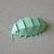 DIY Papercraft Isopod,Bug svg,Papercraft bug,Papercraft Insect,Low poly