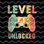Level 4 unlocked, born in 2016, 2015 svg, 4th birthday svg, 4th birthday gift,
