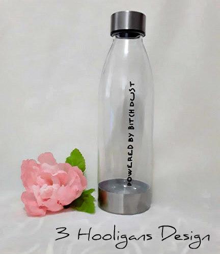 Water Bottle Bitchdust