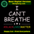 I can't breathe, George Floyd, African-American slogan ,the deaths of black men,