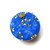Measuring Tape  Sparkle Bees on Blue Small Retractable Tape Measure