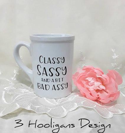 Coffee Mug Sassy