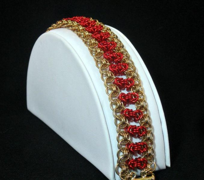 Splendor Chainmail Bracelet