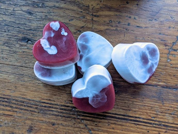 Cashmere Petals Soap