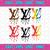 Louis Vuitton Svg, LV Bundle, Brand Logo Svg, Louis Vuitton Pattern, Cricut
