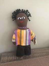 African Doll (Boy)
